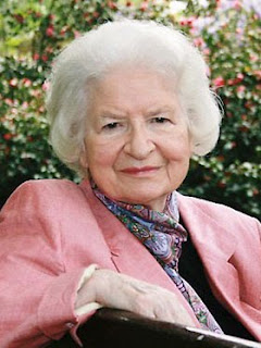Author P. D. James